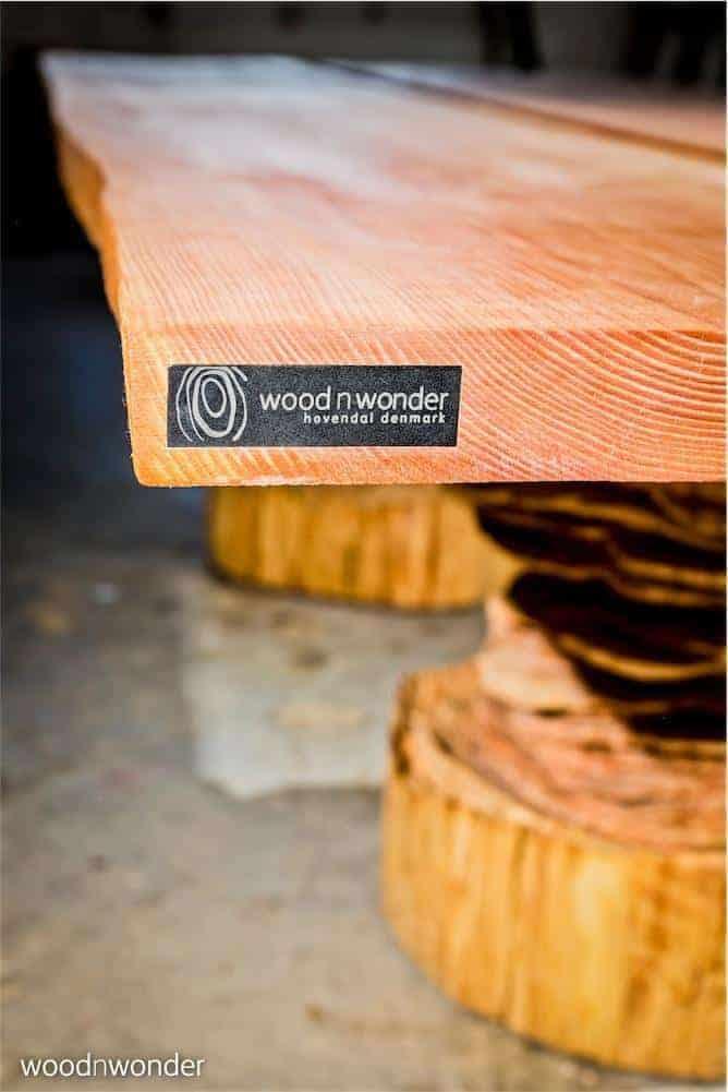 woodnwonder er skulpturelle, bæredygtige, unika møbler
