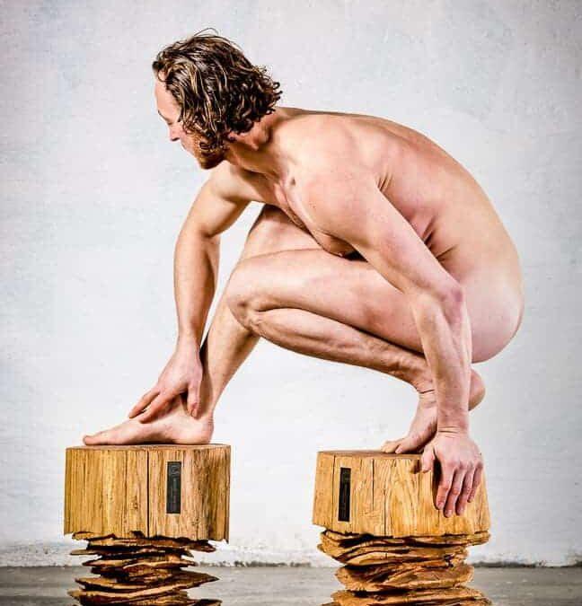 UNIKA møbel – UNIKA skulptur til HALV PRIS