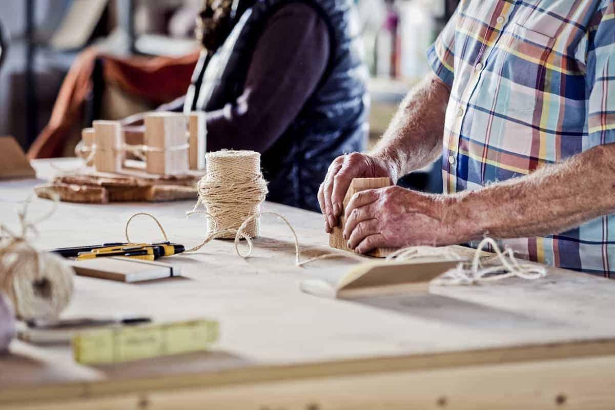 Kreativ proces hos woodnwonder