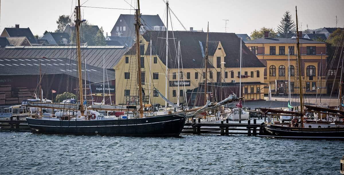 Svendborg Traeskibshavn fra woodnwonders vaerksted