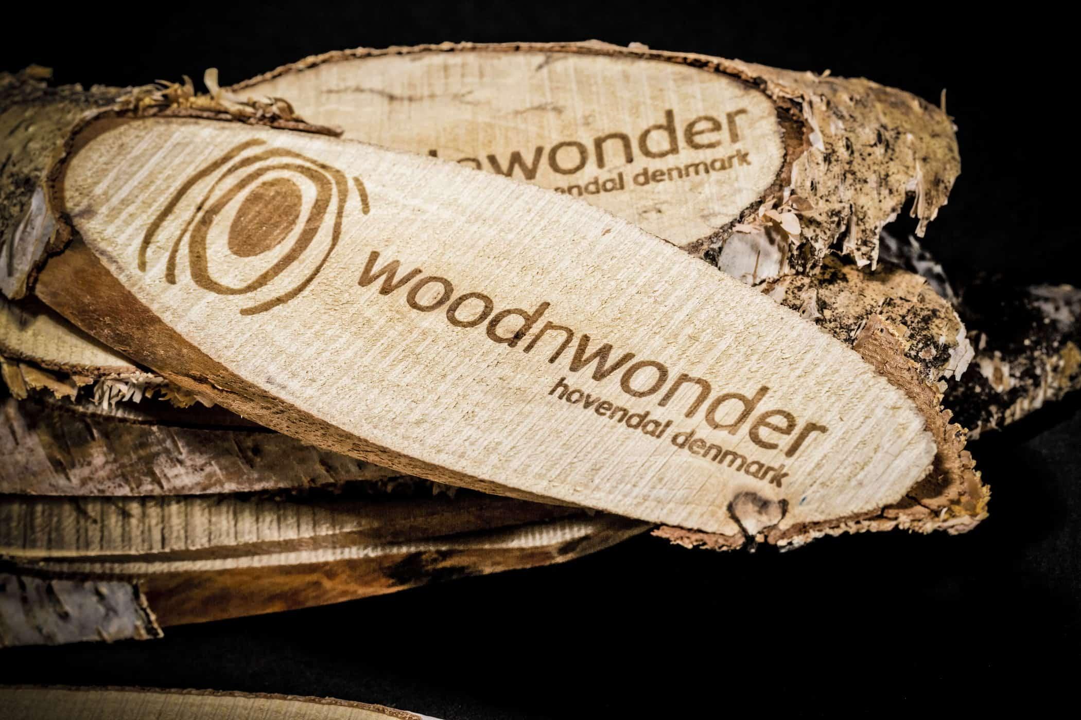 woodnwonders visitkort har givet inspiration til temaet