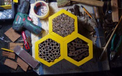 Insekthoteller, Verdensmål og værktøjer for dummies
